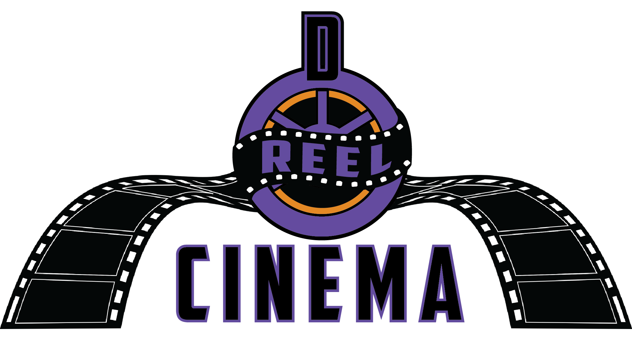 D Reel Cinema Logo