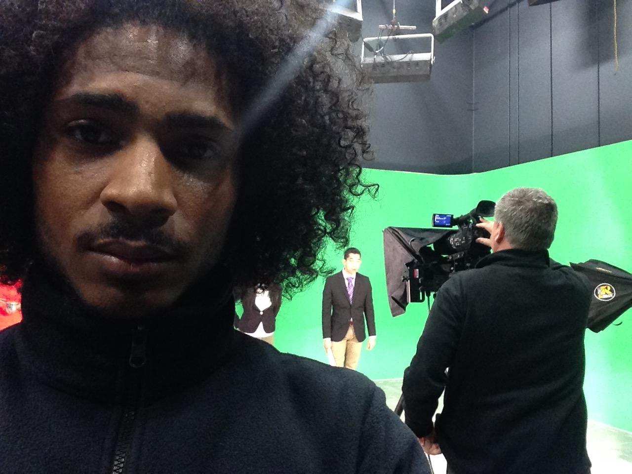 News Production Set